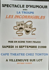 Chez Tonton - Les incorrigibles