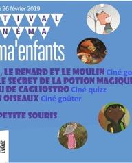 Festival cinéma - Télérama'enfants