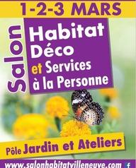 Salon Eco-habitat, déco et service à la personne