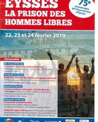 75ème anniversaire de l'insurrection d'Eysses