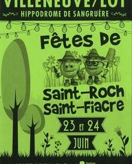 Fêtes de Saint-Roch Saint-Fiacre