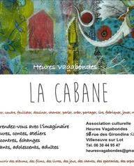 La Cabane - Jeux autour de la communication bienveillante