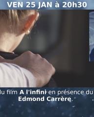 """Cinéma l'Utopie - Projection du film """"A l'infini"""""""