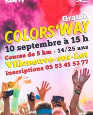 Colorun Colors'Way