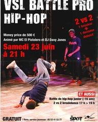 Battles de danse Hip-Hop