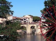 Villeneuve-sur-Lot Bastide fluviale - Villeneuve-sur-Lot