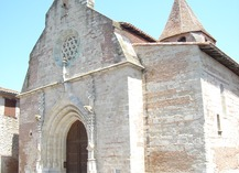 Visite du village médiéval de Casseneuil - Casseneuil