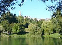 Lac de Laroque-Timbaut - Laroque-Timbaut