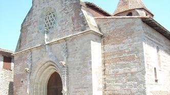 Eglise Saint-Pierre Saint-Paul - Casseneuil