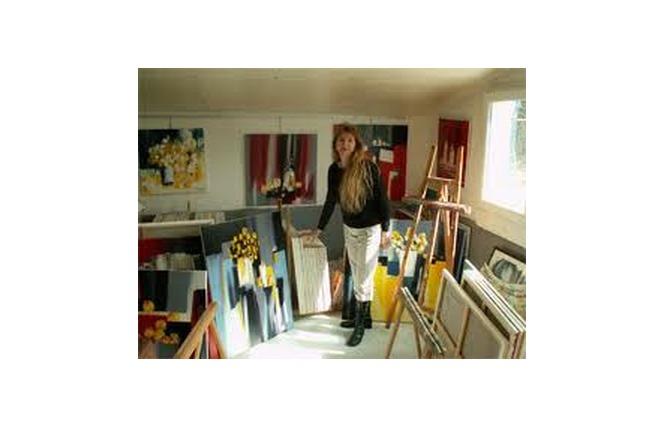 Atelier - Galerie d'artiste Corinne Vilcaz 1 - Villeneuve-sur-Lot