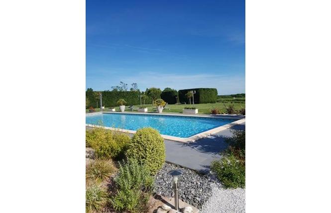 Chambre d'hotes et spa du Paradis 1 - Laroque-Timbaut