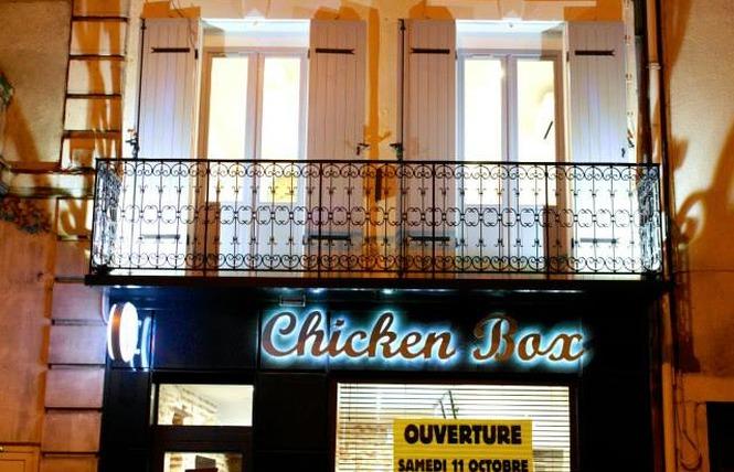 Chicken Box 1 - Villeneuve-sur-Lot