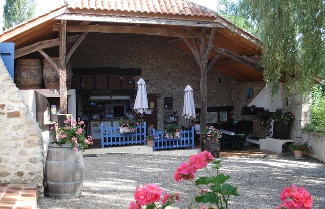 La Grange du Cheval Blanc T3 Les Mas 6 - Villeneuve-sur-Lot