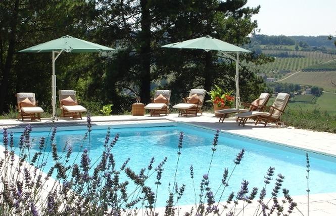 La Maison de Maître - Gite Vionnet 1 - Sainte-Livrade-sur-Lot