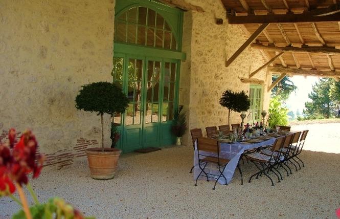 La Maison de Maître - Gite Vionnet 2 - Sainte-Livrade-sur-Lot