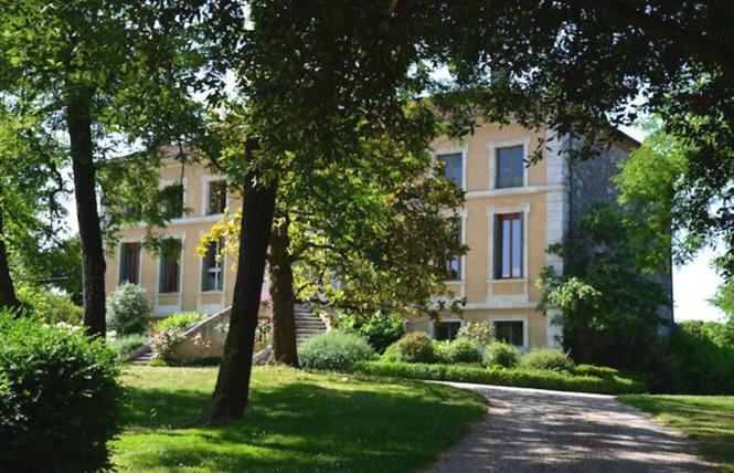 Domaine de Bernou 19 - La Croix-Blanche