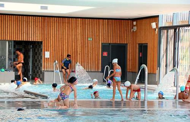 Centre aquatique de Malbentre 2 - Pujols