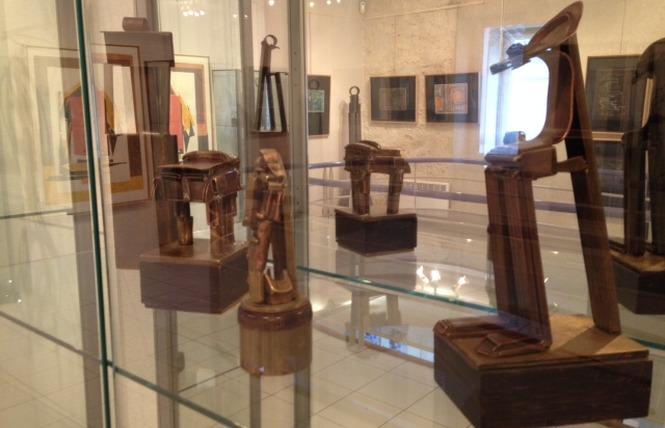 Musée Gertrude Schoen 4 - Laroque-Timbaut