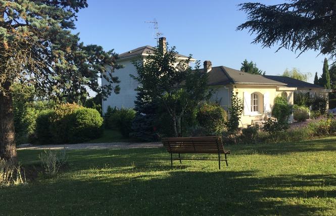 B&B la Villa Perriere Ouest 5 - Villeneuve-sur-Lot