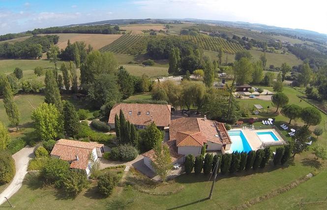 La Grange du Cheval Blanc T3 Les Mas 1 - Villeneuve-sur-Lot