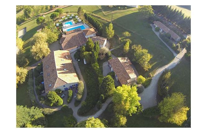 La Grange du Cheval Blanc T3 Les Mas 2 - Villeneuve-sur-Lot