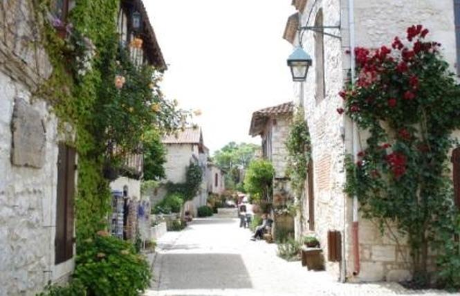 Visite du village médiéval de Pujols 2 - Pujols