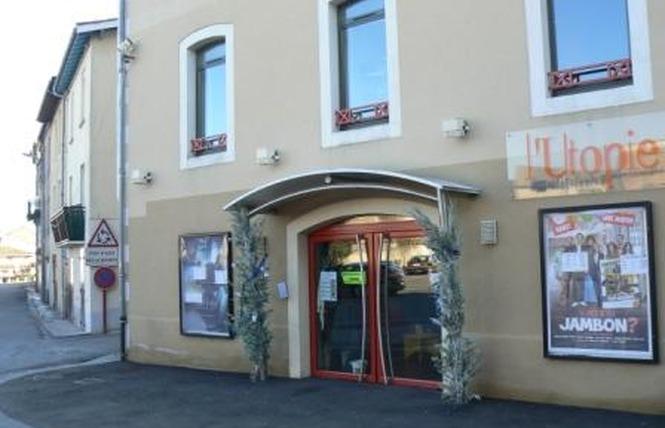 Cinéma Utopie 2 - Sainte-Livrade-sur-Lot
