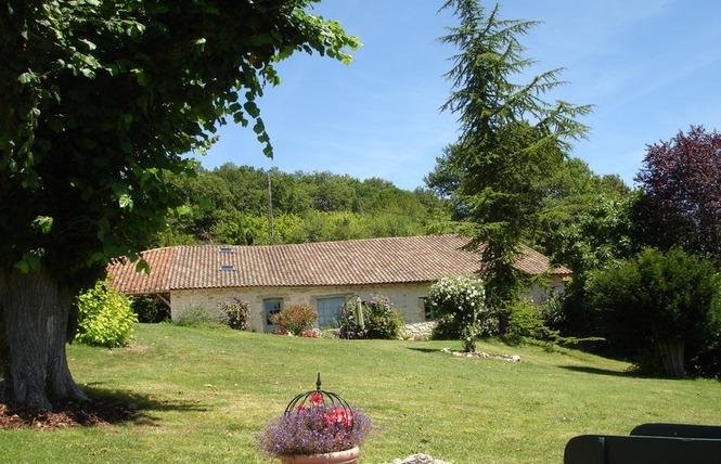 La Maison de Maître - Gite Vionnet 19 - Sainte-Livrade-sur-Lot