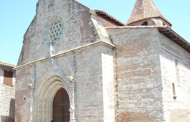 Eglise Saint-Pierre Saint-Paul 1 - Casseneuil