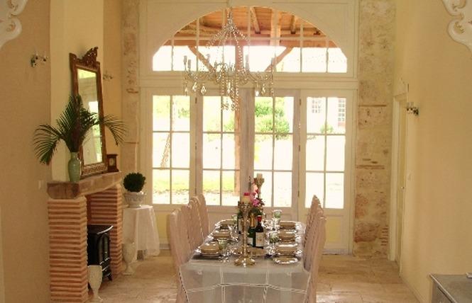 La Maison de Maître - Gite Vionnet 4 - Sainte-Livrade-sur-Lot