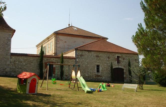 La Maison de Maître - Gite Vionnet 23 - Sainte-Livrade-sur-Lot