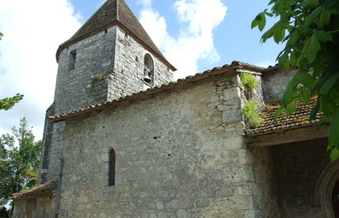 Sainte-Colombe-de-Villeneuve 1 - Sainte-Colombe-de-Villeneuve