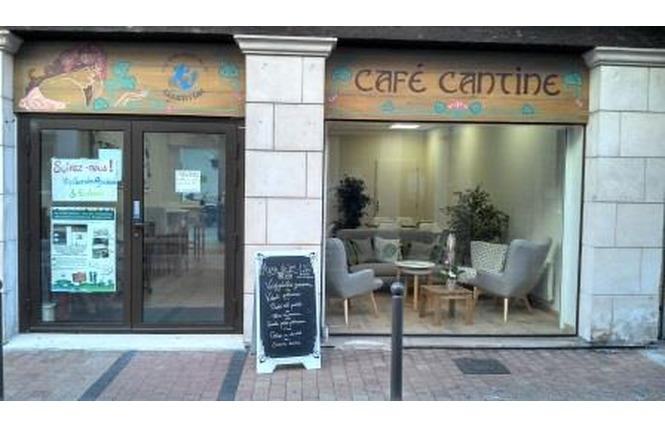 Le Café Cantine 3 - Villeneuve-sur-Lot