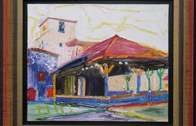 Maison de peintres Vergne et Levet 2 - Pujols