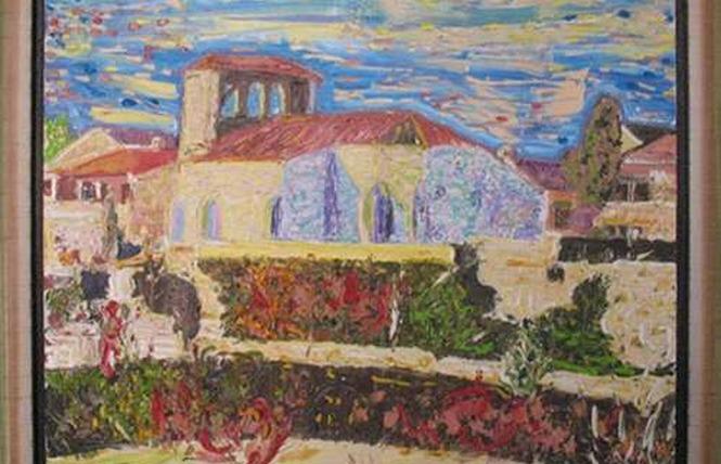 Maison de peintres Vergne et Levet 1 - Pujols