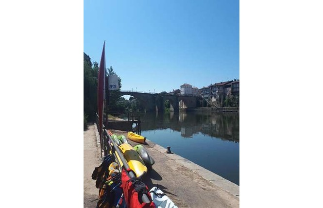 Canoë-kayak club de Villeneuve-sur-Lot 3 - Villeneuve-sur-Lot
