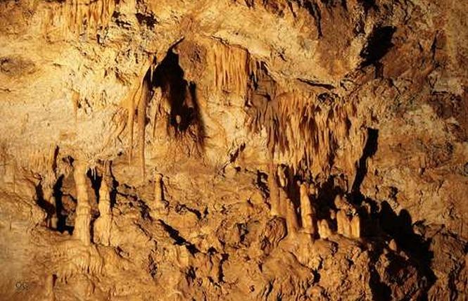Grotte de Lastournelle 1 - Sainte-Colombe-de-Villeneuve